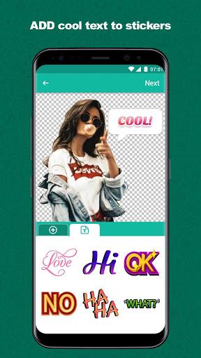 Download Sticker Maker - 1k+ Sticker Packs 2.3.5.1 APK For Android