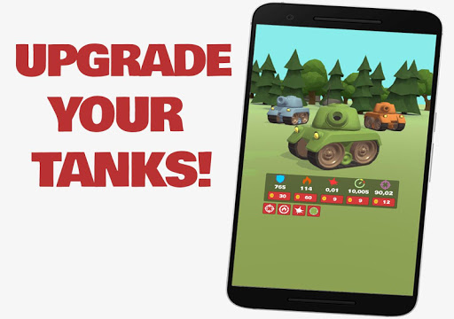 Download Tanks World: Arena 86 APK For Android