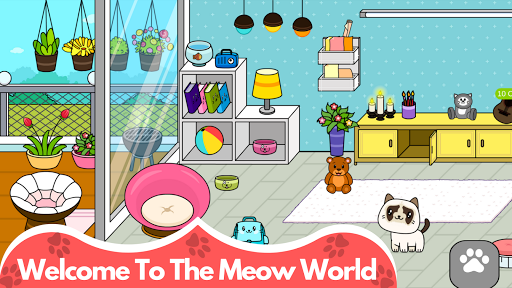 Download Tizi - Cat Town, My Cute Kitty Pet Games 1.11 APK For Android