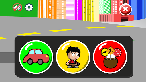 Download Traffic rules for children 2.6 APK For Android