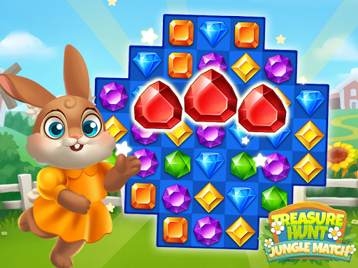 Download Treasure Hunt Jungle Match 1.2 APK For Android