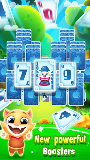 Download TriPeaks Solitaire - Sweet Cat 1.0.41 APK For Android