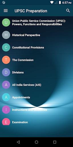 Download Union Public Service Commission (UPSC) Preparation 1.2 APK For Android