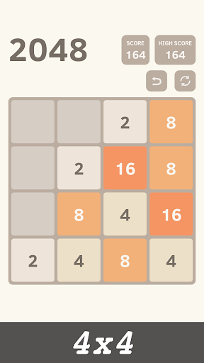 Download 2048 - Puzzle Game 1.4.5 APK For Android