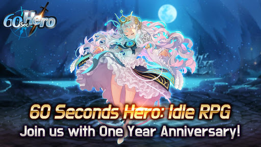 Download 60 Seconds Hero: Idle RPG 1.62.0 APK For Android