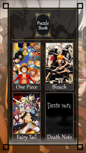 Download All Anime Puzzles 1.0.4 APK For Android