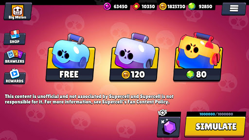 Download Box Simulator for Brawl Stars 1.0 APK For Android