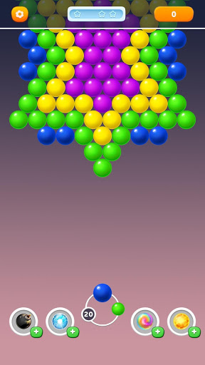 Download Bubble Rainbow - Shoot & Pop 1.16 APK For Android