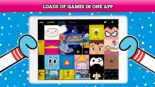 Download Cartoon Network GameBox - Free games every month 1.1.29 APK For Android