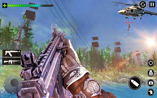 Download Combat Commando Gun Shooter 1.1 APK For Android