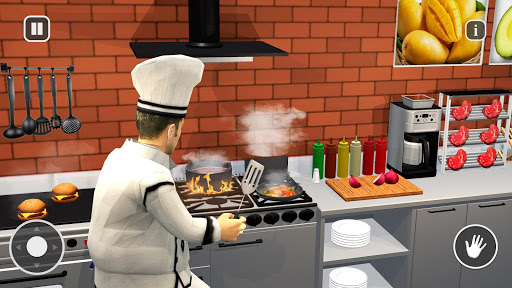 Download Cooking Spies Food Simulator Game 4.0 APK For Android