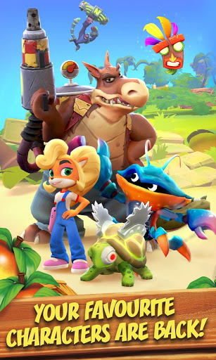 Download Crash Bandicoot Mobile 0.1.1279 APK For Android