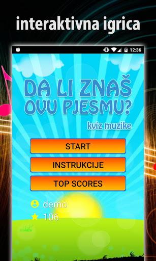Download Da li znaš ovu pjesmu? igrica 1.5.3 APK For Android
