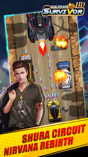 Download Die Roads:Survivor HD 0.9 APK For Android