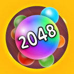 Download 2048 Balls! - Drop the Balls! Numbers Game in 3D 2.4.7 APK For Android
