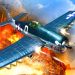 Download Air Combat Pilot: WW2 Pacific 1.8.009 APK For Android