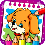 Download Coloring & Learn Animals - Kids Games 1.12 APK For Android