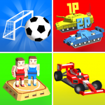 Download Cubic 2 3 4 Player Games 1.9.9.7 APK For Android