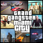Download Grand Gangster Miami City Auto Theft 2.0 APK For Android