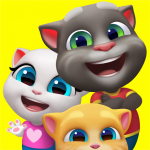Download My Talking Tom Friends 1.0.5.1451 APK For Android