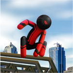Download Spider Stickman Rope: Vegas Crime City Hero 1.0.10 APK For Android