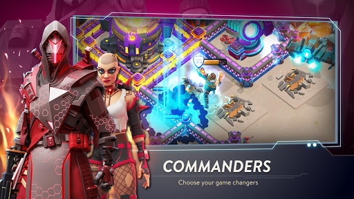 Download Dystopia: Modern Empires 1.0.6 APK For Android