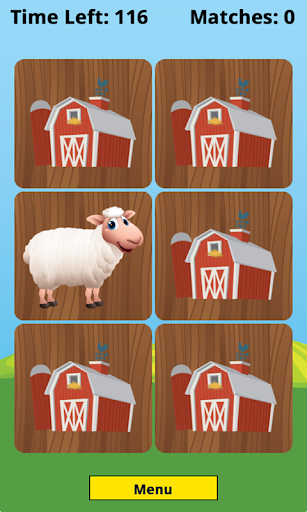 Download Farm Animal Picture Match Free 1.3 APK For Android