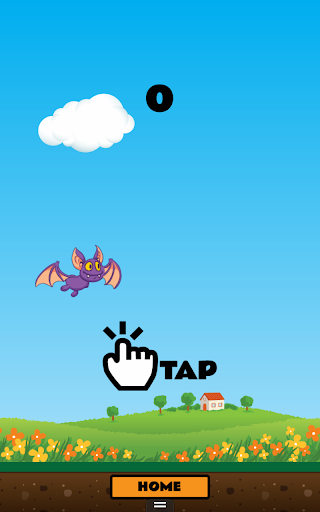 Download Flappy Fruit Bat Free 1.6 APK For Android