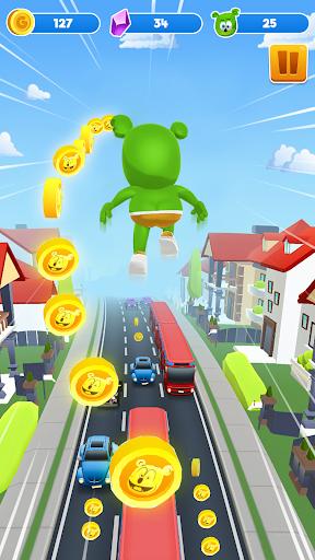 Download Gummy Bear Running - Endless Runner 2020 1.2.5 APK For Android
