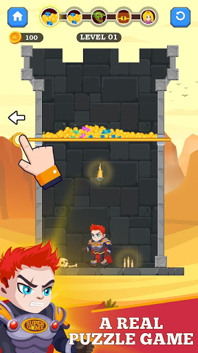 Download Hero Rescue 1.0.20 APK For Android