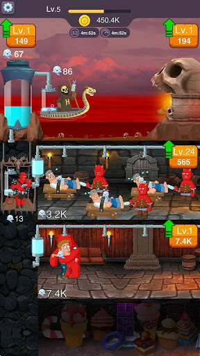 Download Idle Hell Party 1.5 APK For Android