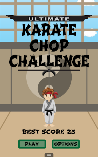 Download Karate Chop Challenge Free 1.3 APK For Android
