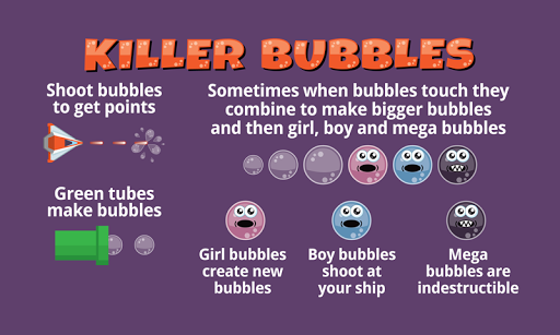 Download Killer Bubbles Free 1.3 APK For Android