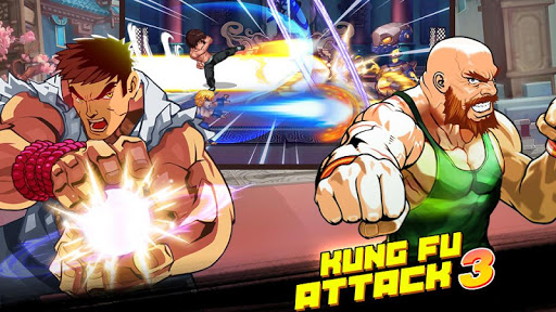 Download Kung Fu Attack 3 - Fantasy Fighting King 1.2.3.186 APK For Android