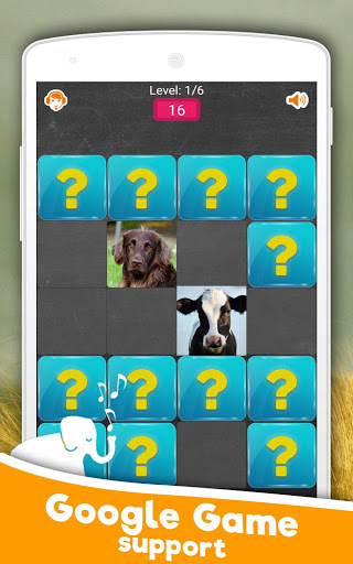 Download Memory Game: Animals 5.5 APK For Android