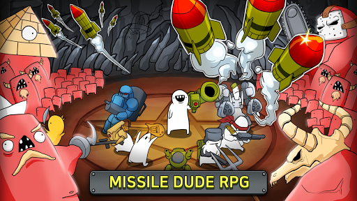 Download Missile Dude RPG: Tap Tap Missile 79 APK For Android