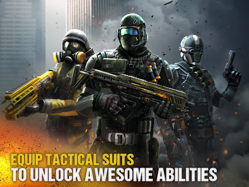Download Modern Combat 5: eSports FPS 4.3.1a APK For Android