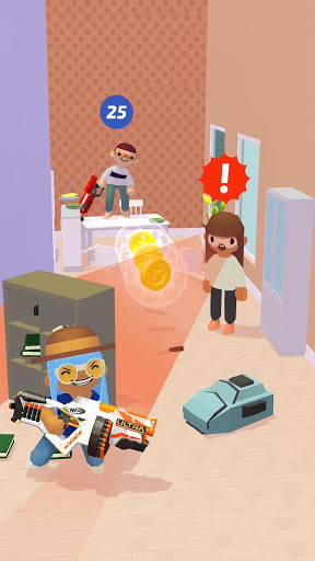 Download NERF Epic Pranks! 1.6.3 APK For Android