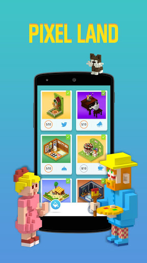 Download Pixel Land 1.1.16 APK For Android