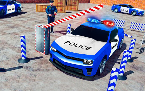 Download Police Car Driving School : Car Parking Simulator 1.0 APK For Android