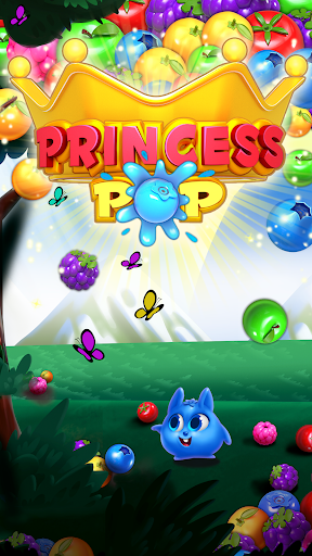 Download Princess Pop - Bubble Games 2.3.0 APK For Android