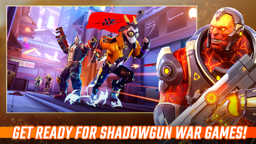 Download Shadowgun War Games - Online PvP FPS 0.1.5 APK For Android