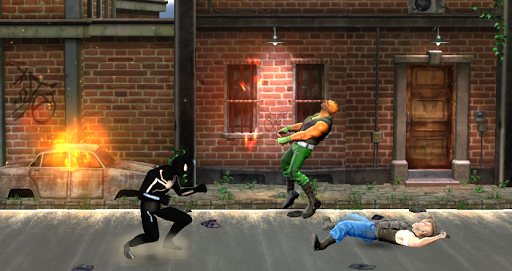 Download Spider Hero Street Fighting X - Final Fight 2020 1.0 APK For Android