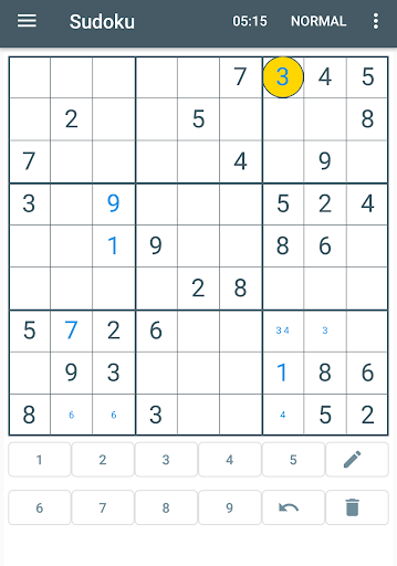 Download Sudoku 1.2.0 APK For Android