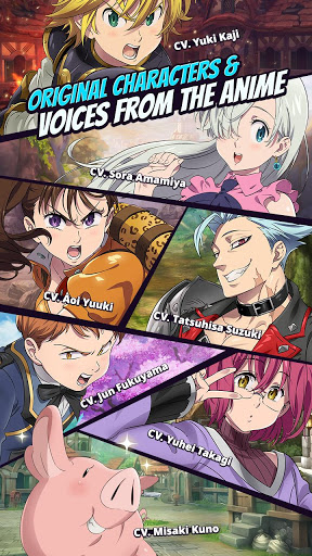 Download The Seven Deadly Sins: Grand Cross 1.0.3 APK For Android