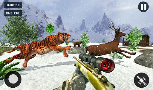Download Tiger Hunting game: Zoo Animal Shooting 3D 2020 1.0.7 APK For Android