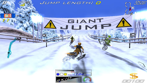 Download XTrem SnowBike 6.7 APK For Android