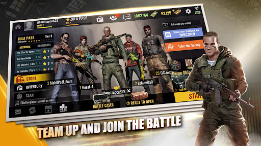 Download Zula Mobile: Multiplayer FPS 0.12.0 APK For Android