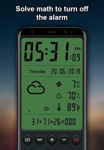 Alarm clock 9.2.0