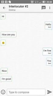 Anonymous chat 5.7.0